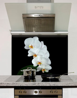 Picture of Delicate orchid Splashback