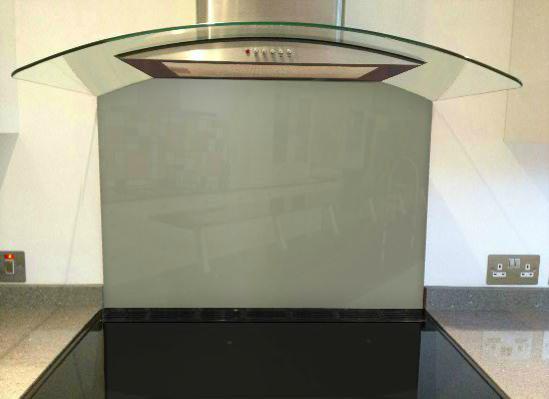 Picture of RAL 7030 Splashback