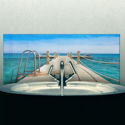 Picture of Custom Design Sink Splashbacks