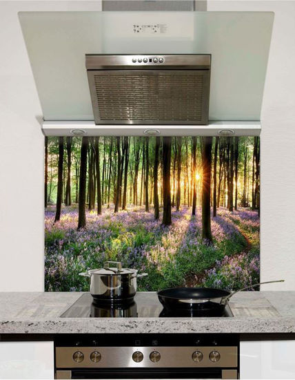 Picture of Lavender Woods Splashback (standard size)