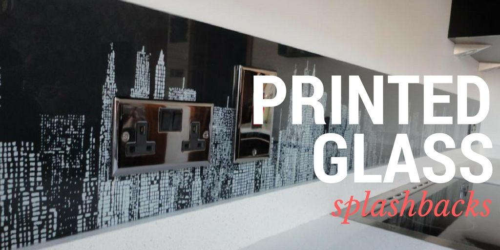Printed Glass Splashbacks- browse our extensive image gallery or use your own photograph.