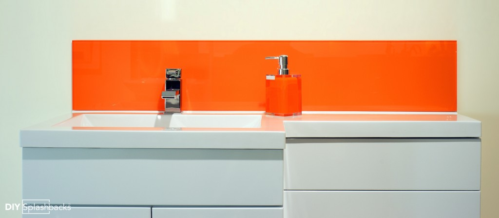 Possibly The Easiest And Cheapest To Install Is The Humble Glass Sink  Splashback. Measuring And Fitting For A Glass Sink Splashback Is So Simple,  ...