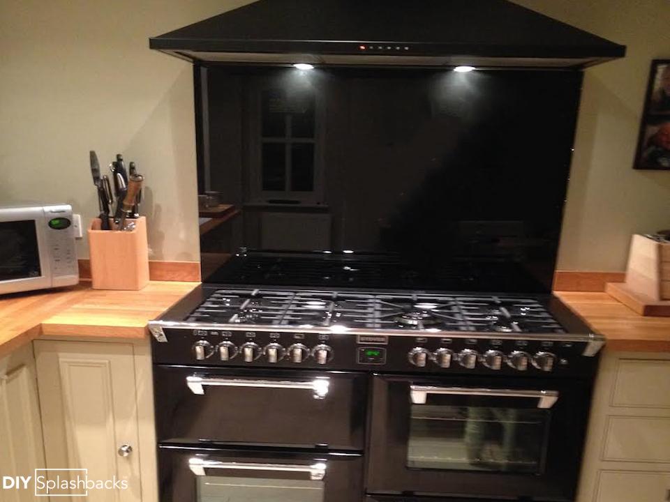 Kitchen Cooker Splashback Ideas