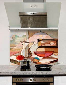 Picture of Jug and table Splashback