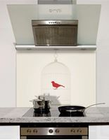 Picture of Solitary Bird Splashback