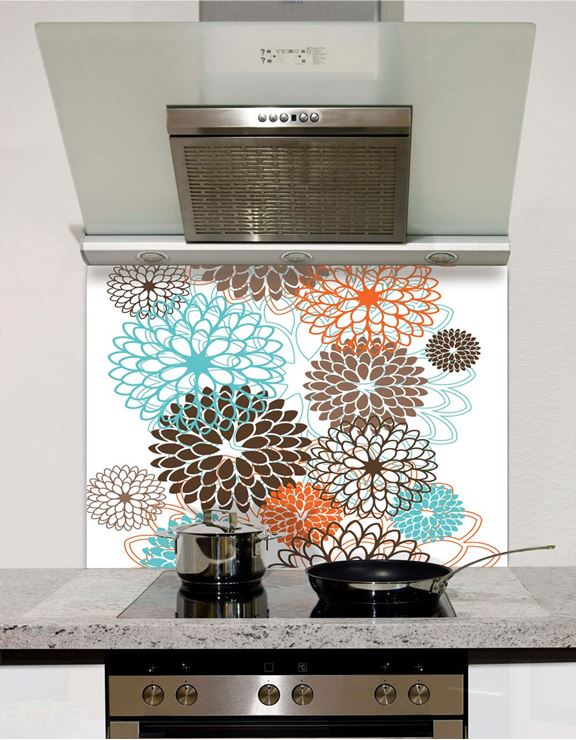 Picture of Spirograph Splashback