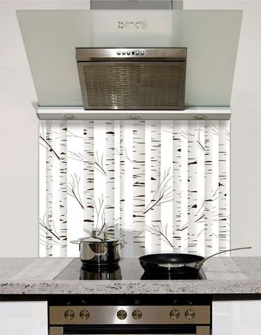 Picture of Woodland Silhouette Splashback
