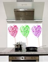 Picture of Candy Hearts Splashback