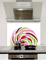 Picture of Candy Swirl Splashback