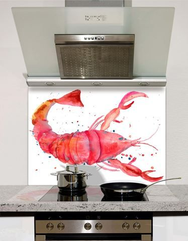 Picture of Red Lobster Splashback