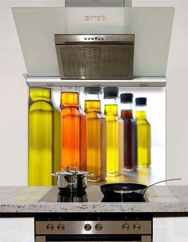 Picture of Olive Oil Splashback