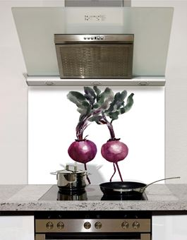 Picture of Red beets Splashback