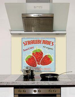 Picture of Vintage Advertisement Splashback