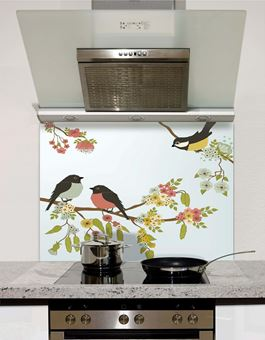 Picture of Birds Splashback