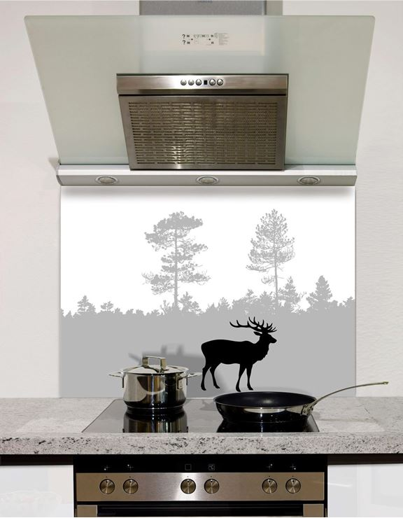Picture of Highland Silhouette Splashback