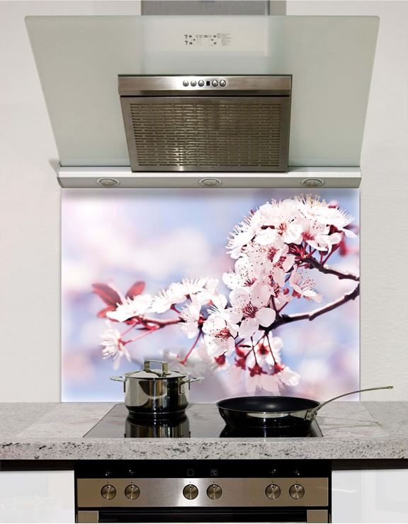Picture of Cherry Blossom Splashback