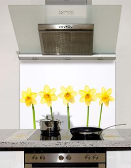 Picture of Daffodils Splashback