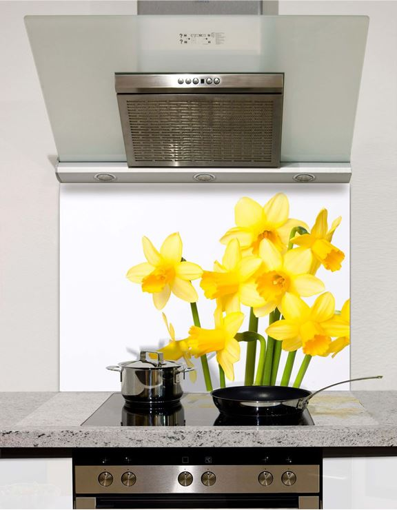 Picture of Daffodils Two Splashback