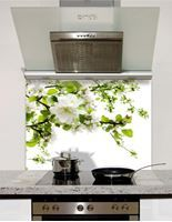 Picture of Floral Edge Splashback