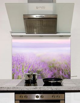 Picture of Lavender Fields Splashback