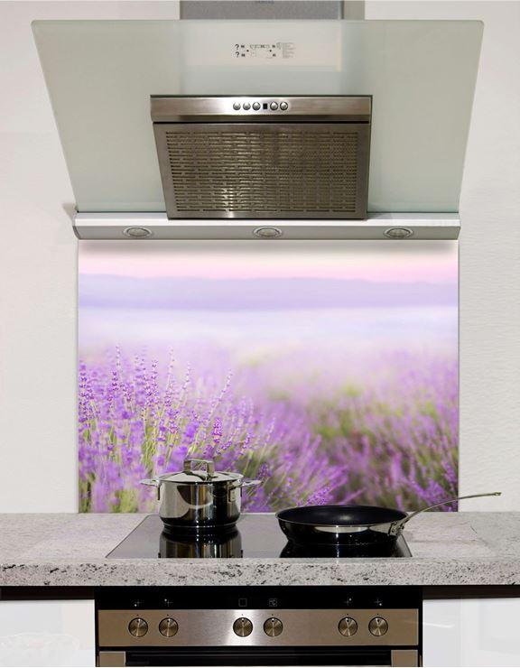 Picture of Lavender Fields Splashback