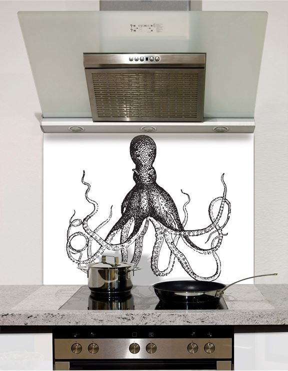 Picture of Octopus Splashback