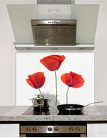 Picture of Poppies Splashback