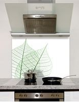 Picture of Skeleton Leaves Splashback