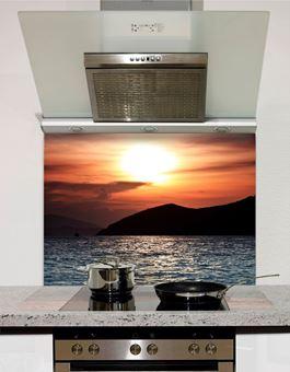 Picture of Sunset Splashback
