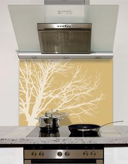 Picture of Tree Silhouette Splashback
