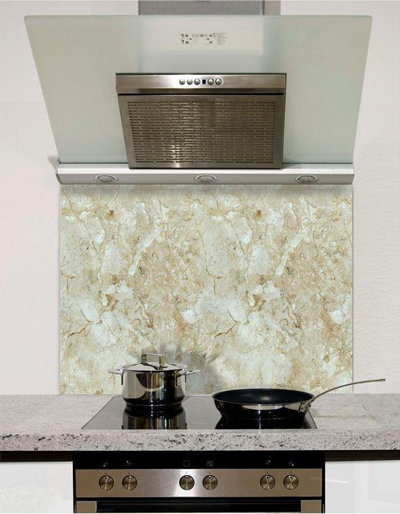 Picture of Beige marble Splashback
