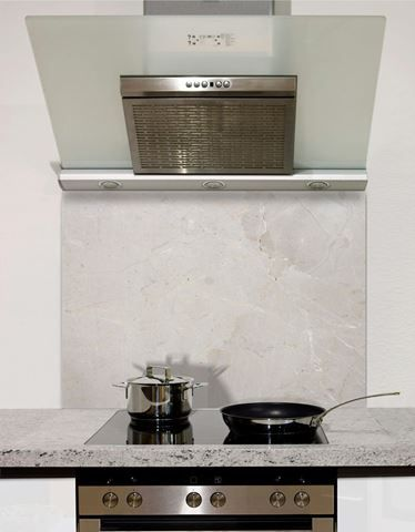 Picture of Grey Marble Splashback