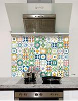 Picture of Seamless mosaic pattern Splashback
