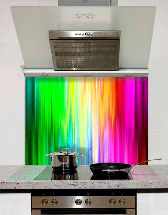 Picture of Spectrum Rays Splashback
