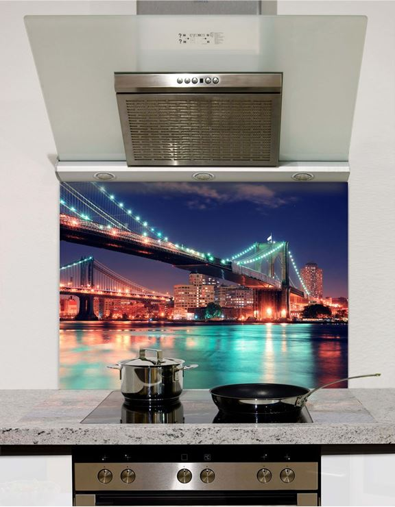 Picture of Brooklyn Bridge Splashback