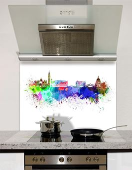 Picture of Watercolour Venice Splashback