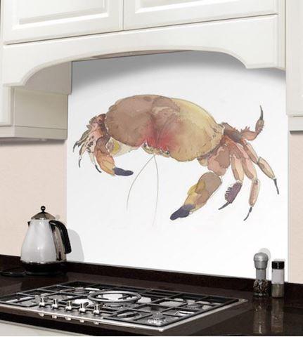 Picture of Barbara Allen Crab Splashback