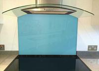 Picture of Dulux Azure Fusion 6 Splashback