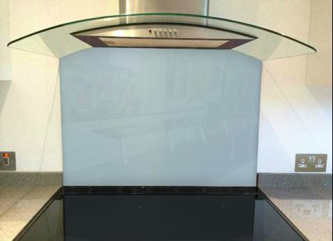 Picture of Dulux Amazon Beat 4 Splashback