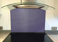 Picture of Dulux Amethyst Falls 3 Splashback