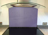 Picture of Dulux Amethyst Falls 4 Splashback