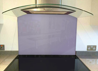 Picture of Dulux Amethyst Falls 6 Splashback