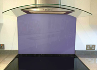 Picture of Dulux Amethyst Showers 1 Splashback