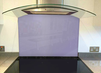Picture of Dulux Amethyst Showers 2 Splashback