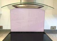 Picture of Dulux Violet Verona 4 Splashback