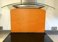 Picture of RAL Yellow orange Splashback