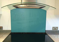 Picture of RAL Turquoise blue Splashback