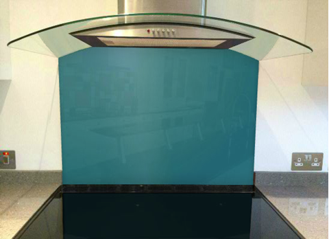 Picture of RAL Water blue Splashback