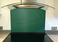 Picture of RAL Turquoise green Splashback