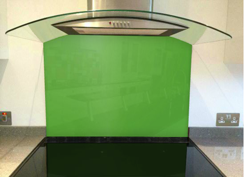 Picture of RAL Yellow green Splashback